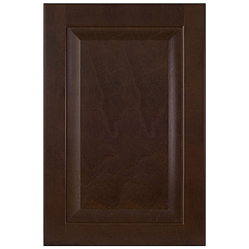 Wood Door Naples 15 x 22 1/2 Choco