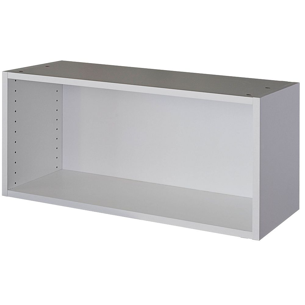 Eurostyle Meuble de haut 35 7/8 x 15 1/8 Blanc