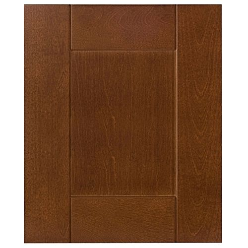Wood Door Lyon 15 x 17 1/2 Blossom