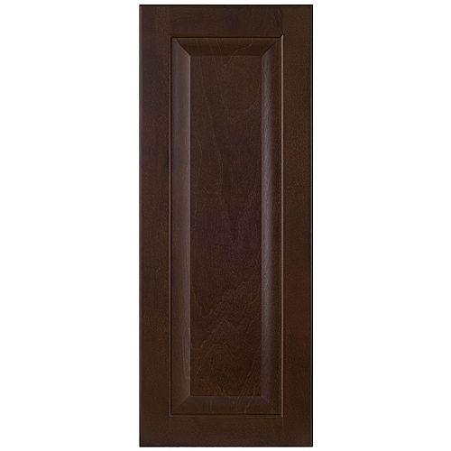 Wood Corner Door Naples 11 5/8 x 30 1/8 Choco