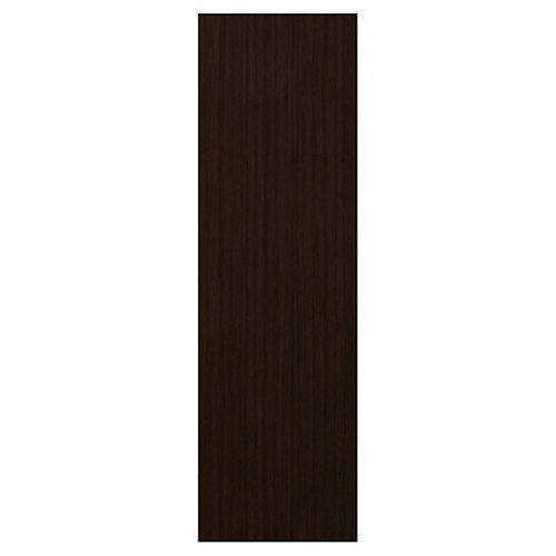 Replacement Panel 23 5/8 x 79 3/8 Oak Choco