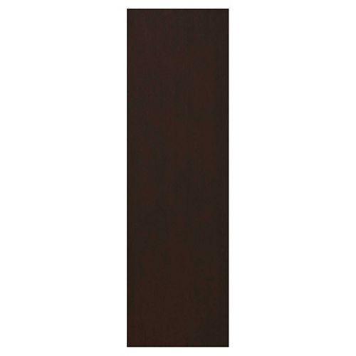 Replacement Panel 23 5/8 x 79 3/8 Veneer Choco