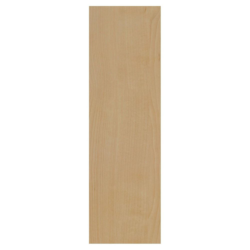 Eurostyle Replacement Panel 23 5/8 x 79 3/8 Veneer Natural