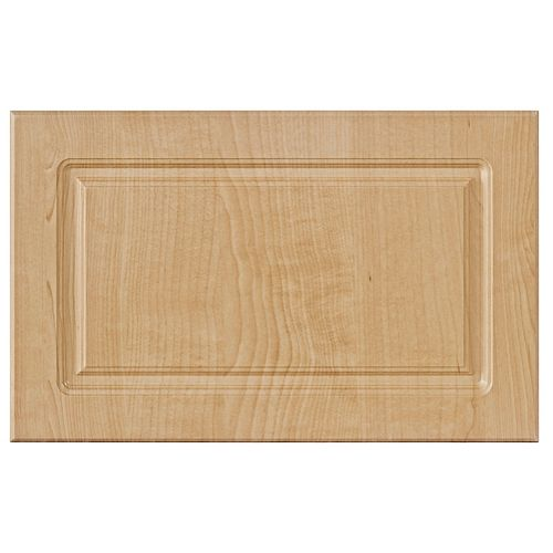 Thermo Drawer front Belfast 23 3/4 x 15 Maple