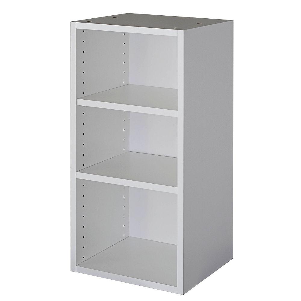 Eurostyle Wall Cabinet 15 1/8 x 30 1/4 White