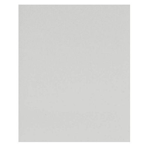 Dishwasher Panel 24 x 34 1/2 Melamine White