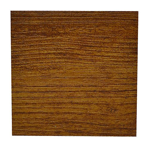 Sample - Hickory Luxury Vinyl Flooring, 4-inch x 4-inch