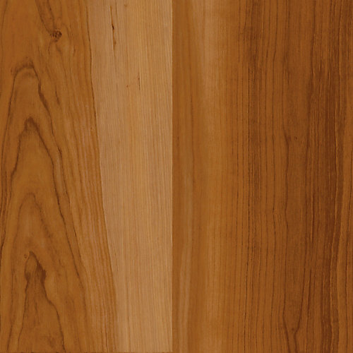 Locking Sample - 2-Strip Red Cherry Luxury Vinyl Flooring, 4-inch x 4-inch