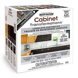 Cabinet Transformations Dark Tint Base Kit, 4.14 L (covers up to 100 sq. ft)