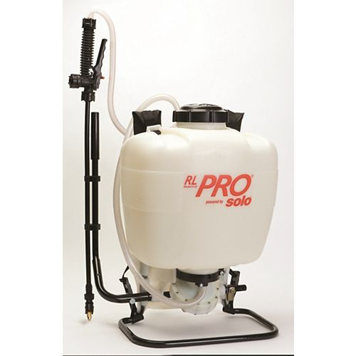 4 Gallon PRO Diaphragm Backpack Sprayer