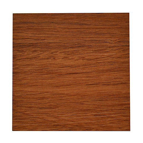 Plank Sapelli Red - Flooring Sample 4 Inch x 8 Inch