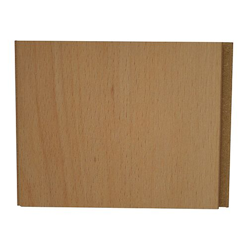 Sugar Maple 4-inch x 8-inch Hardwood Flooring (Sample)