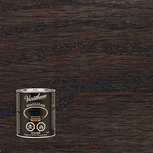 Premier Teinture Pour Bois À Base D'Huile En Expresso - 946 Ml