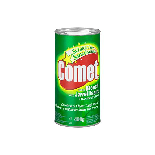 400g Comet with Bleach Cleanser