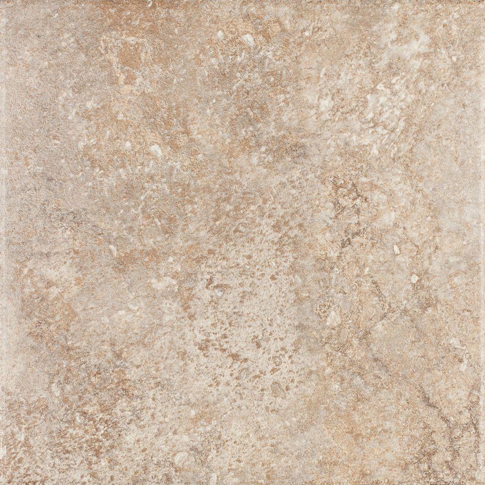 Eliane Sardegna Brown 12 In. x 12 In. Glazed Porcelain Floor & Wall Tile -( 14.53 Sq. Ft./Case)