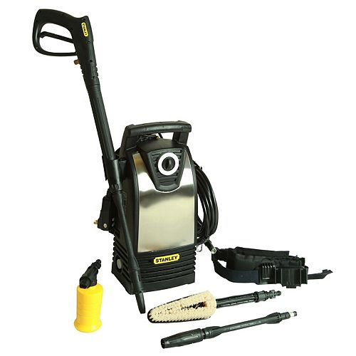 1600 PSI 1.4 GPM Electric Pressure Washer