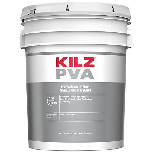 PVA - Apprêt intérieur pour placoplâtre - 18,9 L