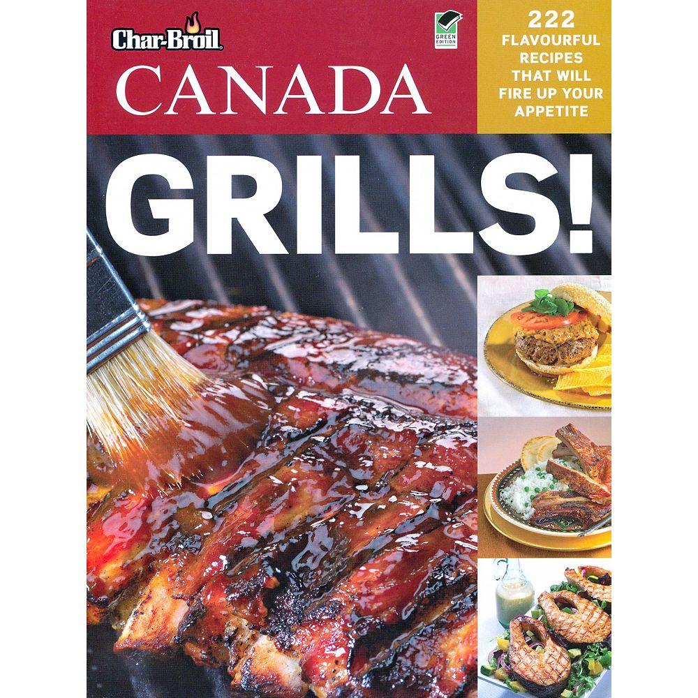 Creative Publishing International Inc. Canada Grills