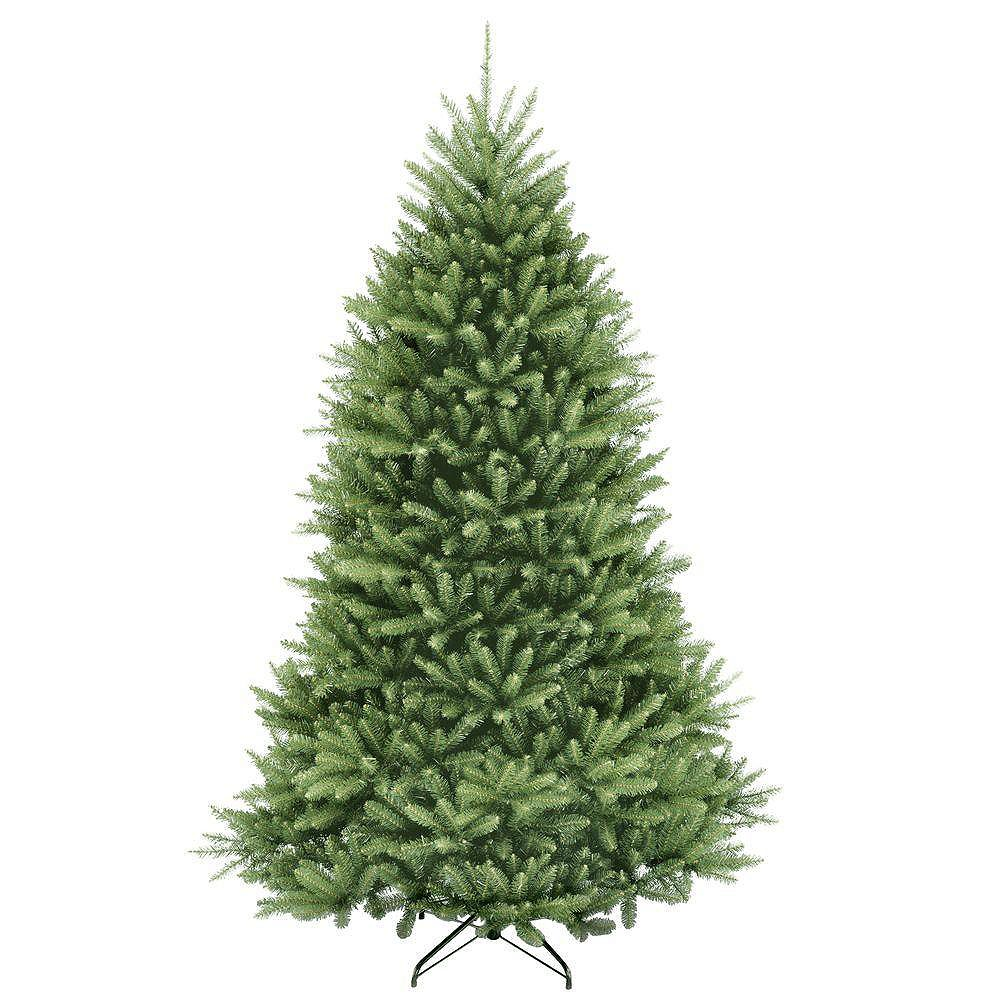 Home Accents Dunhill Fir Tree - 7.5 ft.