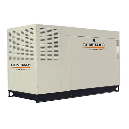 45,000 Watt (LP) / 45,000 Watt (NG) GUARDIAN Elite Liquid-Cooled Standby Generator