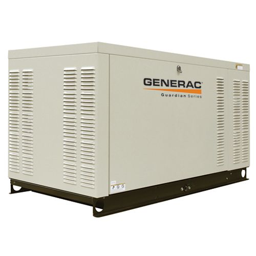 25,000 Watt (LP) / 24,000 Watt (NG) GUARDIAN Elite Liquid Cooled Standby Generator
