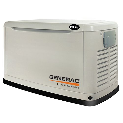 8kW Automatic Home Standby Generator System
