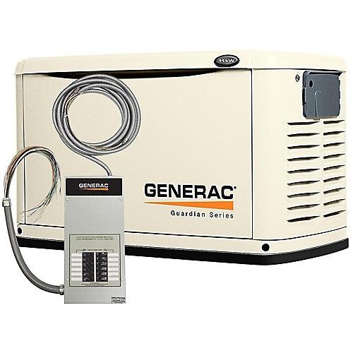 11,000-Watt Automatic Standby Generator