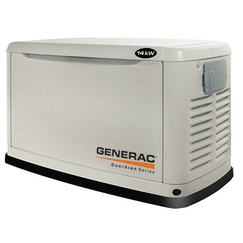 14kW Automatic Home Standby Generator System