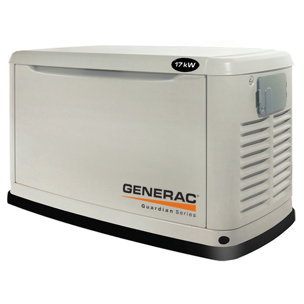 Generac Generac 17kW Automatic Home Standby Generator System