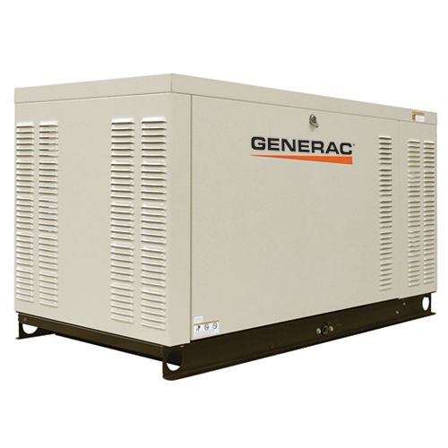 30 kW Liquid Cooled Standby Generator