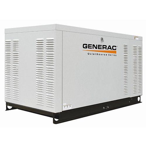 Generac Generac 22 KW QuietSource Liquid-Cooled Standby Generator