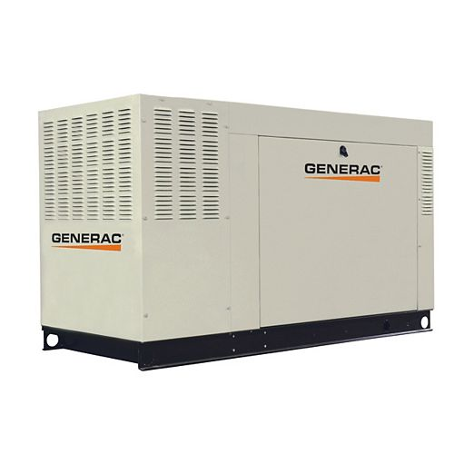 Generac 60 kW Natural Gas Liquid Cooled Standby Generator