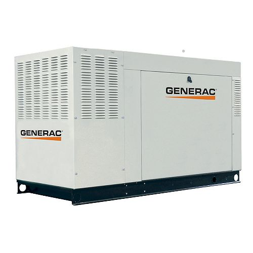 48 KW QuietSource  Liquid-Cooled Standby Generator