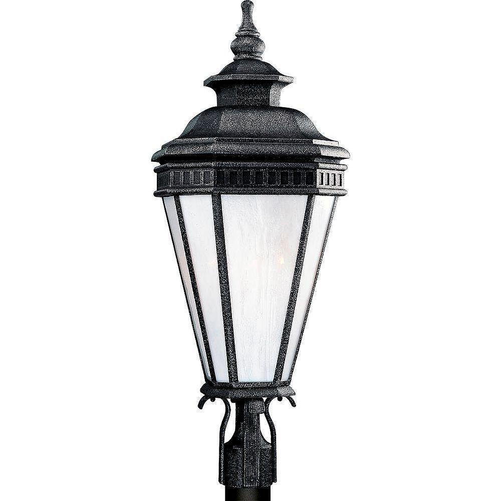 Progress Lighting Lampadaire à 1 Lumière, Collection Georgian - fini Fer Doré