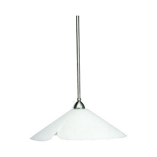 Westend Collection Brushed Nickel 1-light Pendant