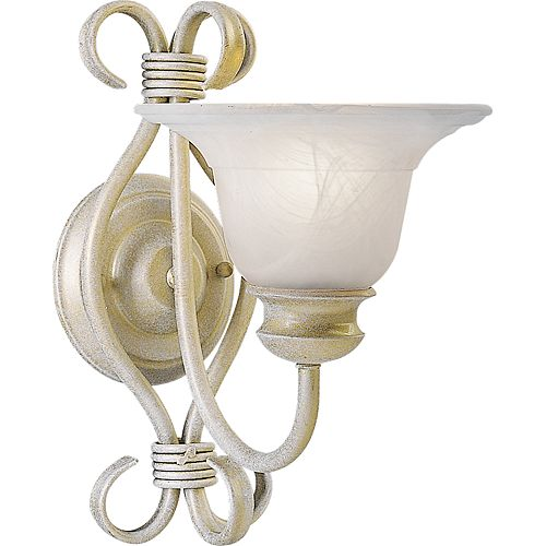 Masira Collection Venetian Gold 1-light Wall Bracket