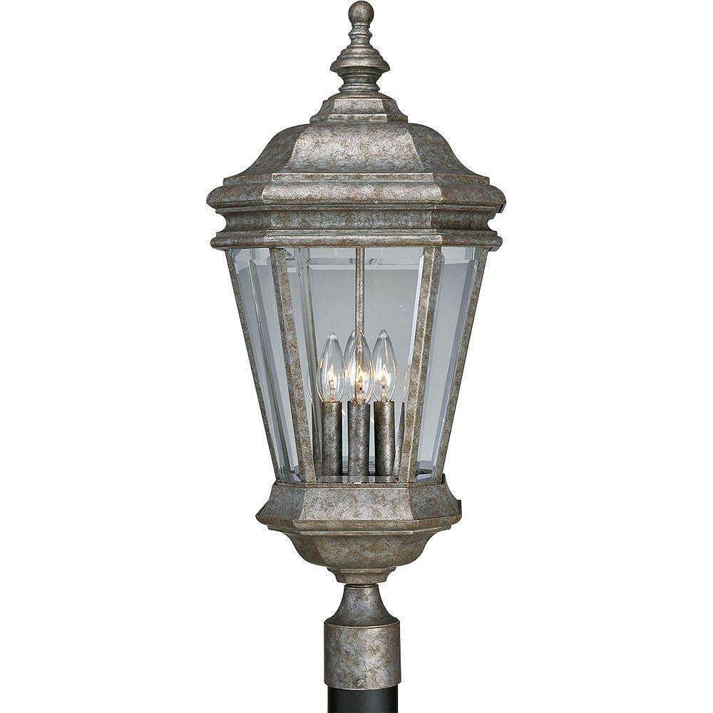 Progress Lighting Lampadaire à 4 Lumières, Collection Crawford - fini Baroque d'or