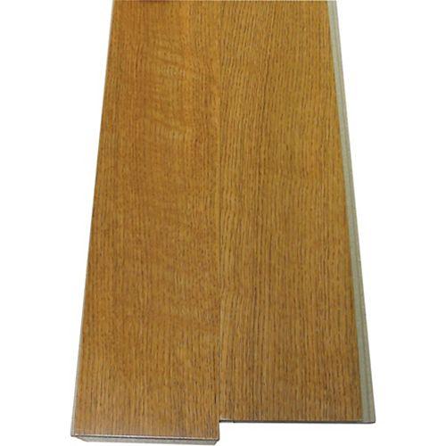 Elements Strip Sahara Oak Engineered Hardwood Flooring