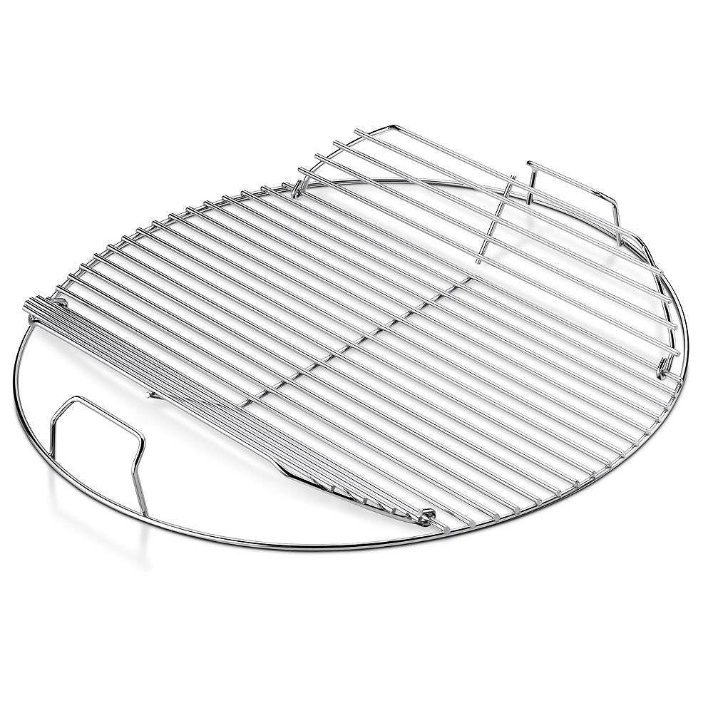 Weber 18.5-inch One-Touch/Bar-B-Kettle Series Hinged Cooking Grate