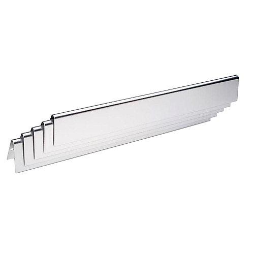 Porcelain Enameled Steel Flavourizer Bars (5-Pack)