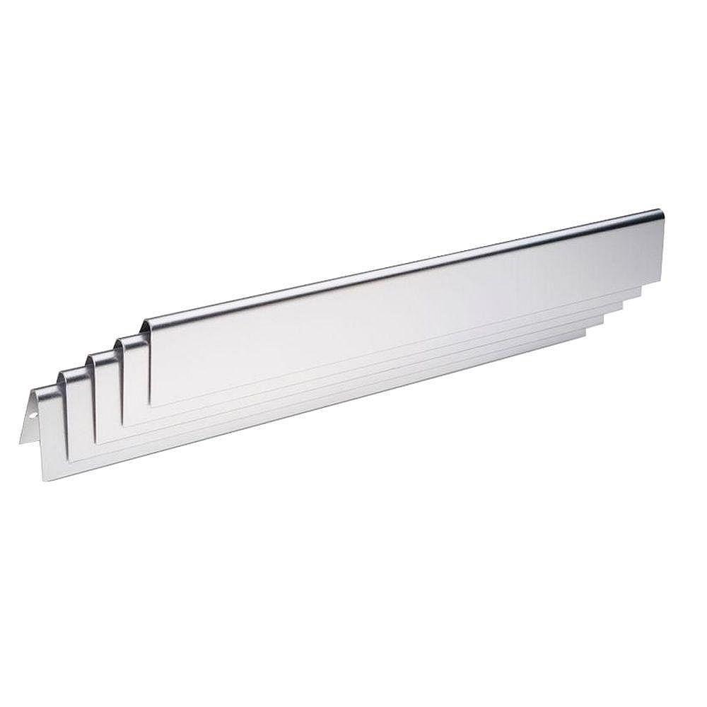 Weber Porcelain Enameled Steel Flavourizer Bars (5-Pack)