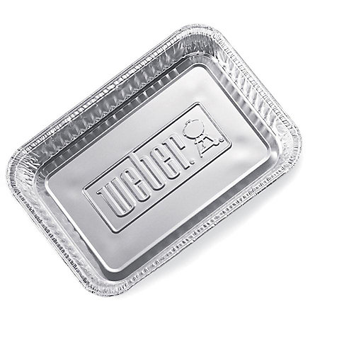 Large Foil BBQ Drip Pan (10-Pack)