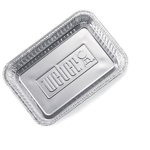 Large Foil BBQ Drip Pan (10-Pack)
