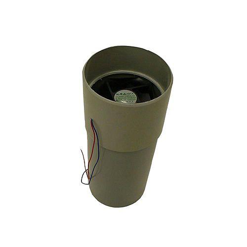 12 V 1.4 W Composting Toilet Fan