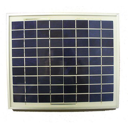 10 W Solar Panel for  12V Fan