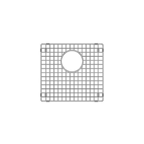Large Bowl Sink Grid for PRECIS U 1.75, Stainless Steel