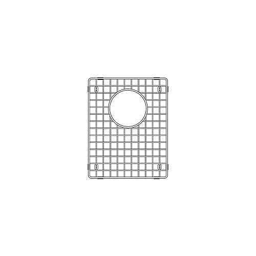 Precision Bar Sink Grid, Stainless Steel
