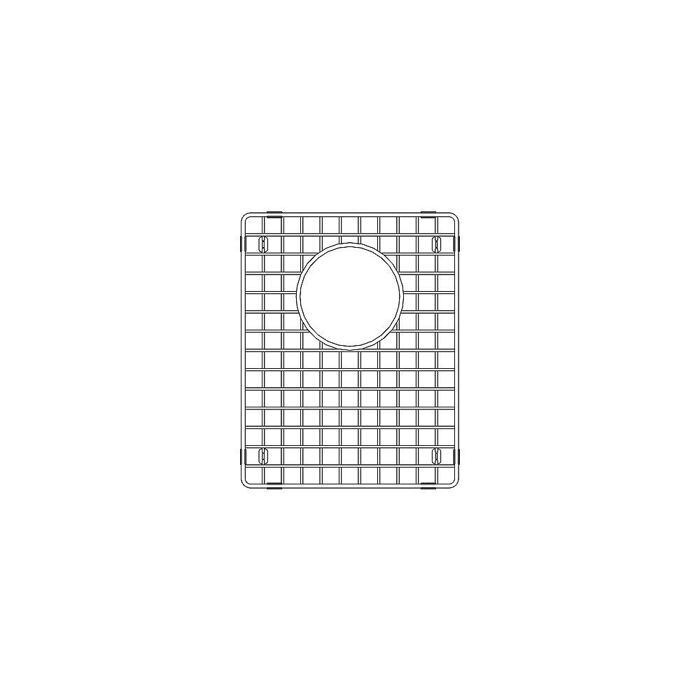 Blanco Small Bowl Sink Grid for PRECIS U 1.75, Stainless Steel