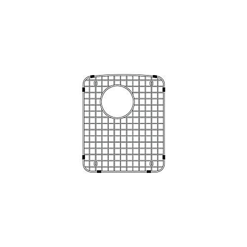 Diamond 1 Sink Grid, Stainless Steel