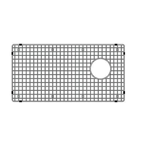Sink Grid for DIAMOND U SUPER SINGLE, Stainless Steel